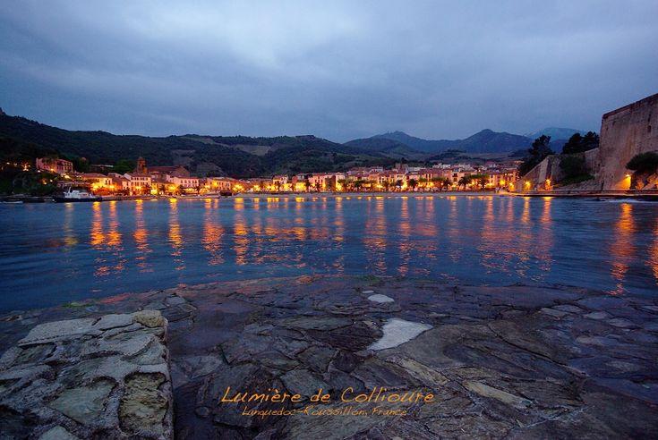 コリウールの灯 - Lumière de Collioure