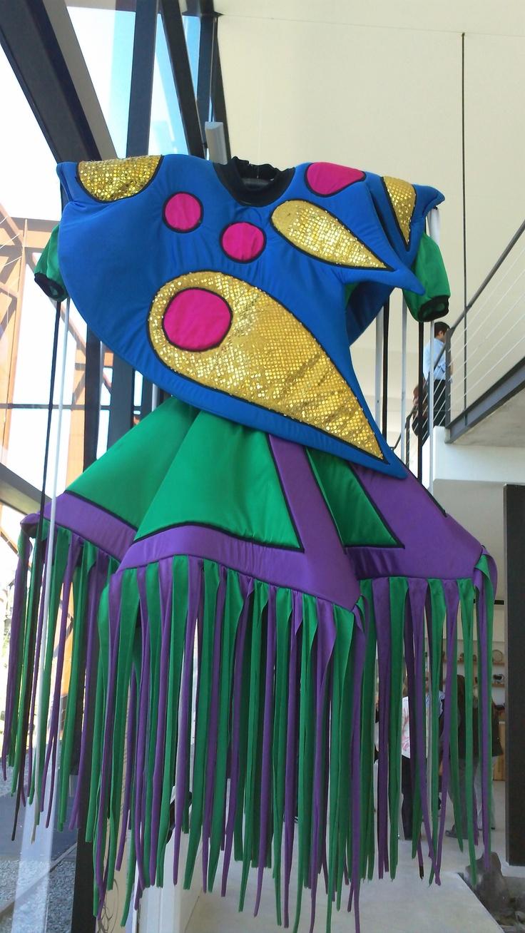 Carnaval, traje tipico