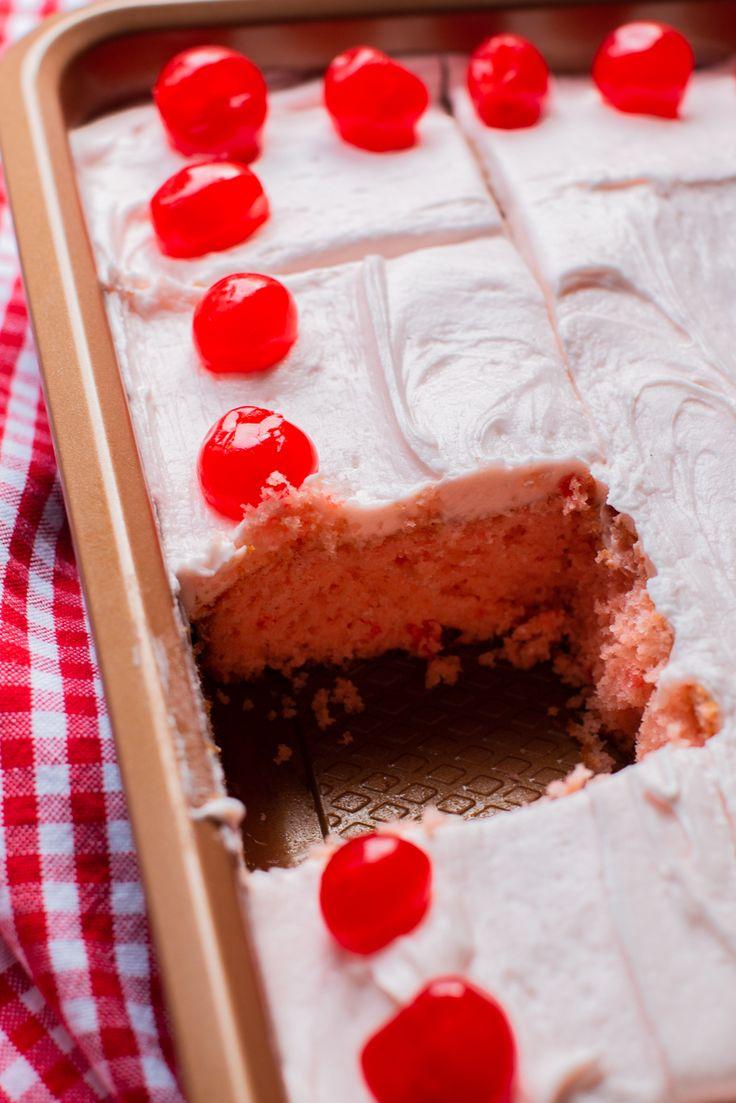 Cherry chip cake recipe cherry chip cake cake desserts
