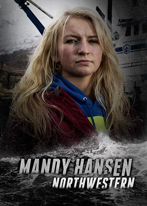 Mandy Hansen, the Fisherman's Daughter is ready to join the Northwestern on Deadliest Catch http://www. Description from pinterest.com. I searched for this on bing.com/images