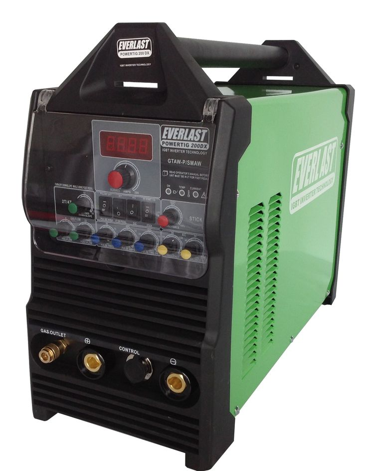 Everlast Welders offers various types of TIG welding machine at affordable rate such as PowerTIG 200DX of just CA$1,200.00
