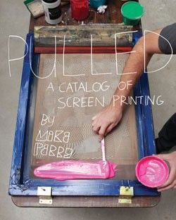 DIY Screen Printing Like Warhol   #GiveBooks @handmade charlotte