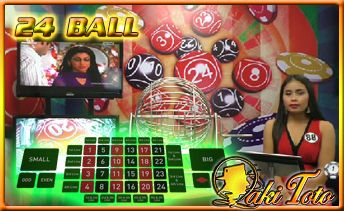 LIVE NUMBER GAME - 24ball