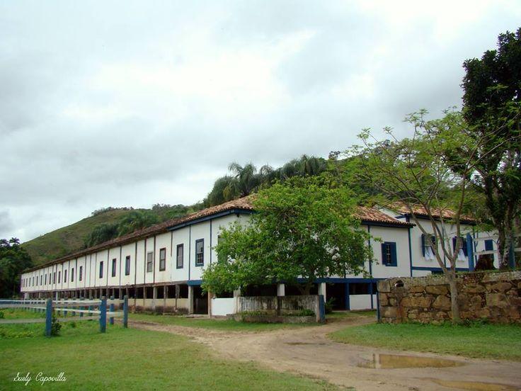 Fazenda Ponte Alta Barra do Piraí - RJ - Brasil