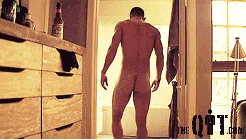 Channing Tatum naked in the new red band trailer for 'Magic Mike' Drool! DAT ASS!