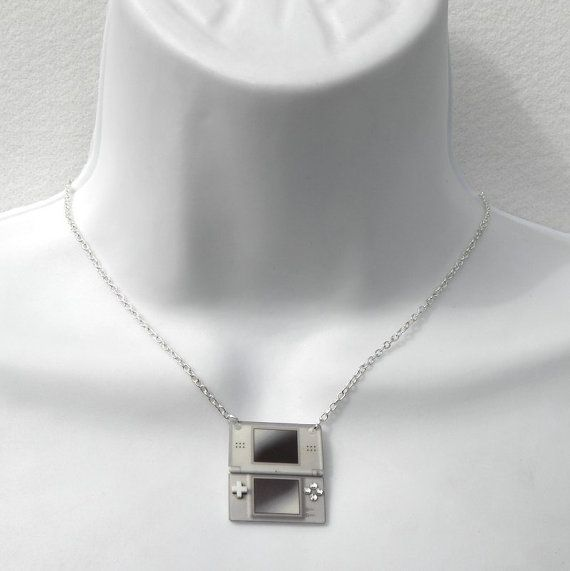 Nintendo DS Console Video Games Necklace by PlayBox