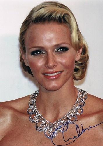 Charlene Wittstock Von Monaco