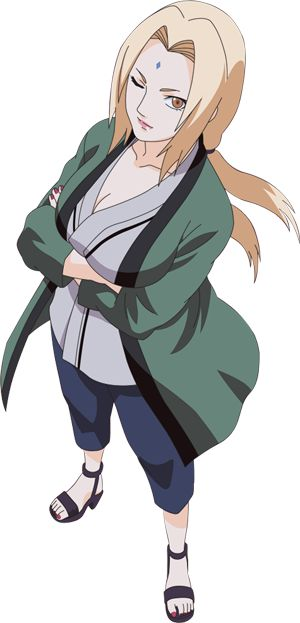 lady tsunade fhokage - Google Search