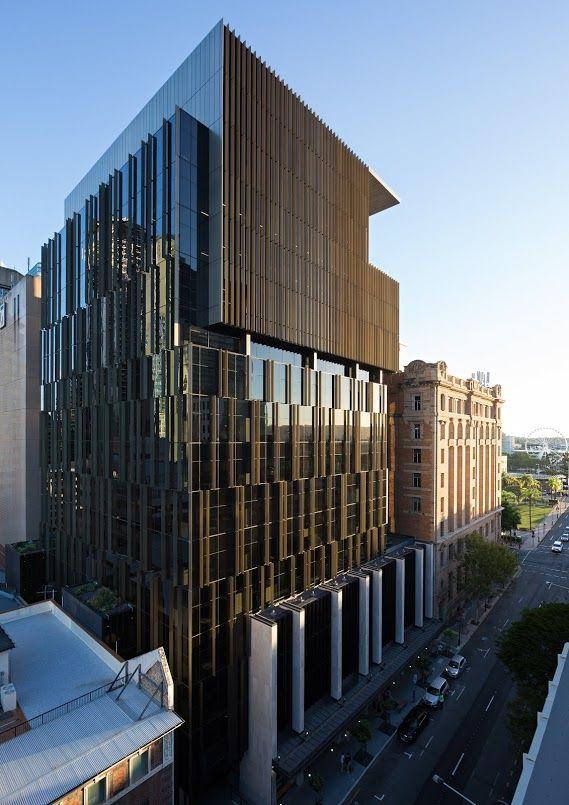 Brisbane Architecture Awards announced, Regional Commendations: Commercial | 55 Elizabeth Street (Brisbane) – BVN Donovan Hill (Image below: Christopher Frederick Jones) | Architecture And Design