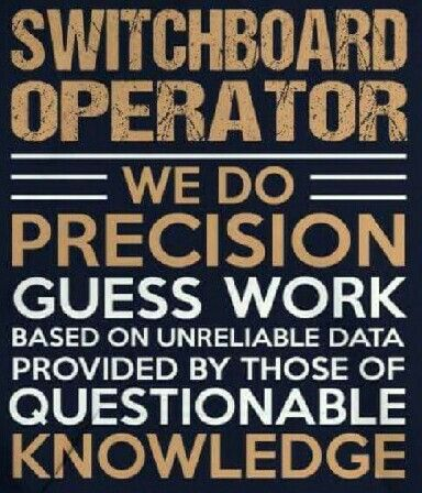 38 best Switchboard Operator images on Pinterest Book cover art - probation officer job description