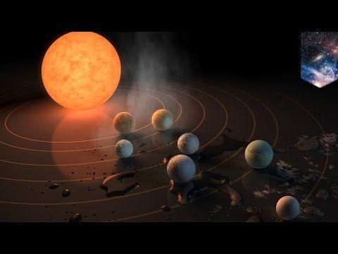 NASA & TRAPPIST-1: A Treasure Trove of Planets Found - YouTube