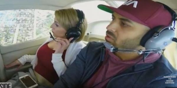 Darrel Hamilton Ingin Melamar di Pesawat, Duh Rencananya Gagal Gara-gara Muntah Mabuk Udara