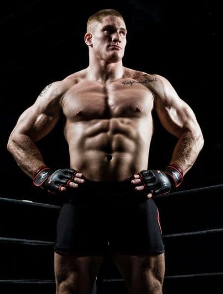 Image Detail for - Todd Duffee Returns Against Neil Grove At SFL 2 On April 7 | Cage ...