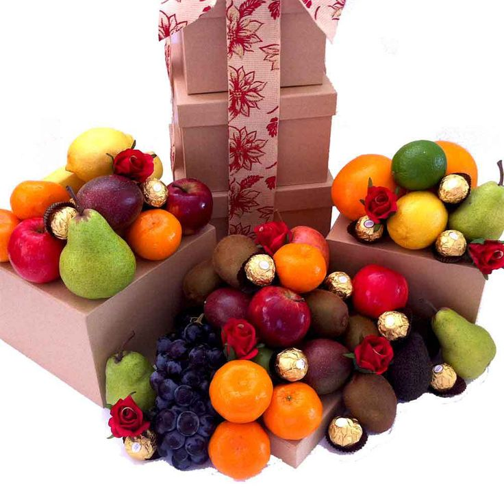 15 best fruit tower gifts images on pinterest brisbane fruit igiftfruithampers fruit tower gift with ferrero chocolate red roses 10500 negle Choice Image