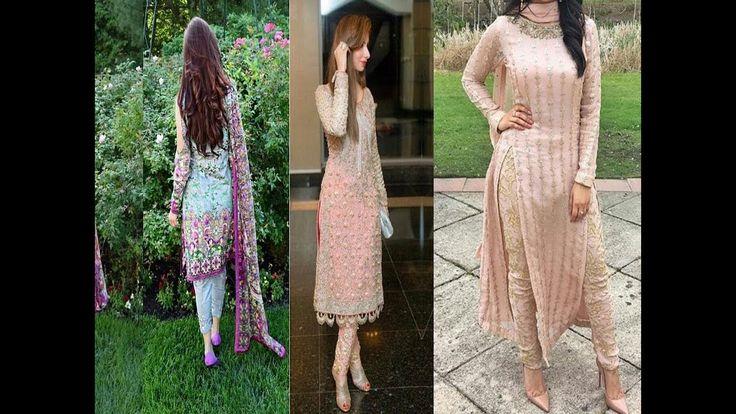 Eid Fancy Dresses For Girls 2017   2018 in Pakistani Designer