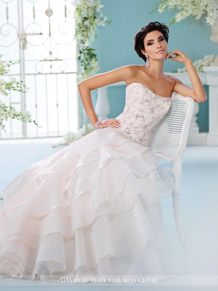 Schön David Braut Brautjunferkleider Fotos - Hochzeitskleid Ideen ...