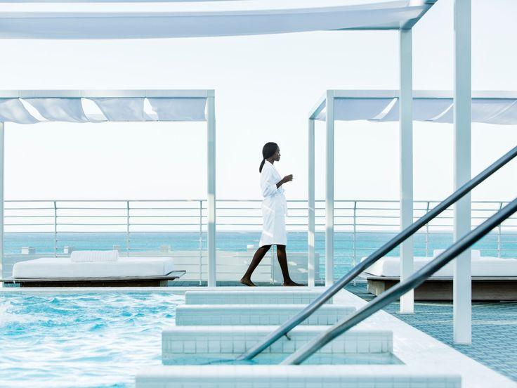 Shambala Spa at COMO - Massage in South Beach Miami | Therapies at COMO Metropolitan Miami