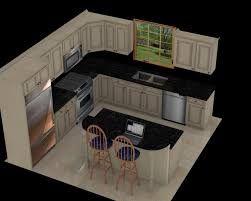 Resultado de imagen para 12 x 12 kitchen design layouts