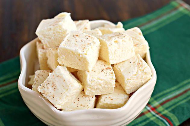 Eggnog+Fudge+Recipe