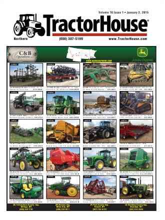 Used Tractors For Sale at TractorHouse.com: John Deere Tractors, used farm tractors and farm equipment, tractors for sale, Case IH, New Holland, Agco, Kubota