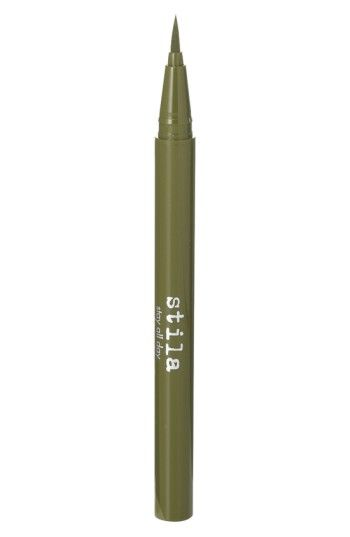 Free shipping and returns on stila 'stay all day' waterproof liquid eyeliner at Nordstrom.com. stila stay all day waterproof liquid liner glides on with ease, won't skip, smudge, pull or run, and stays in place until you're ready to take it off. Its thin, marker-like tip is easy to use even for the least experienced and delivers anything from a defined thin line to a dramatic bold line with precision.