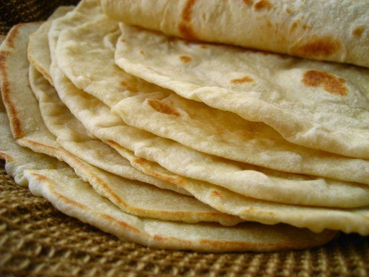 Creative: Como fazer Tortilhas mexicanas em casa