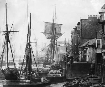 Lost London - Black Eagle Wharf~Wapping or Limehouse