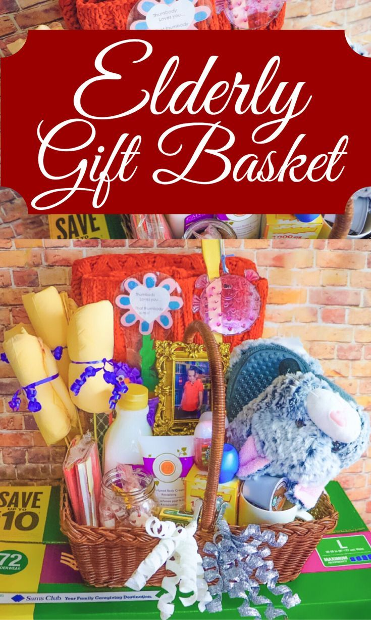 Elderly gift basket mycaregivingstory cbias ad