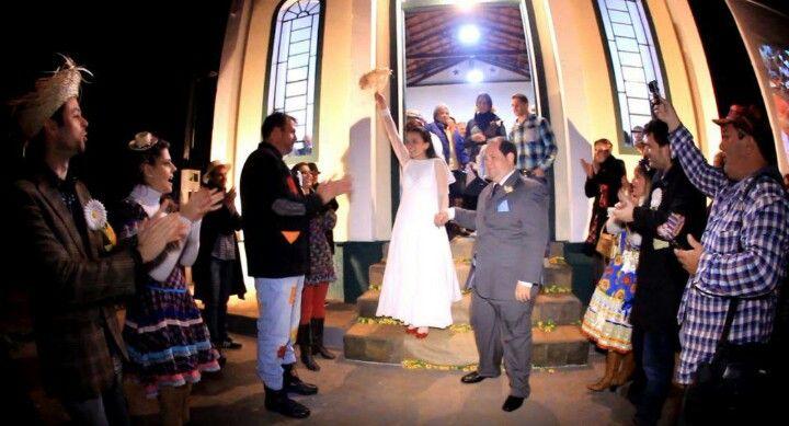 Casamento tema festa junina no haras Morro Chic - Pedralva - MG