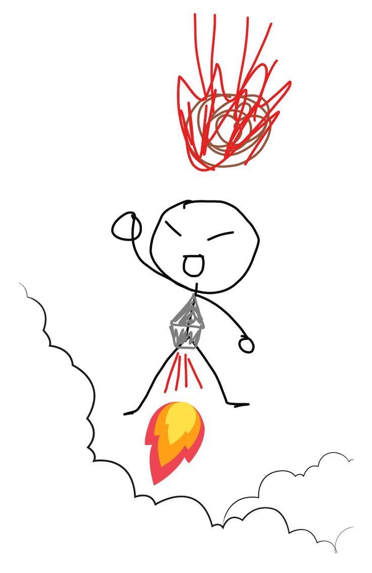 """그리미's drawing at Junimong. 10-15-2014 """" Play with Junimong! """" #kidsdrawing #junimong"""