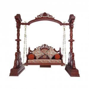 Wooden carved Swings