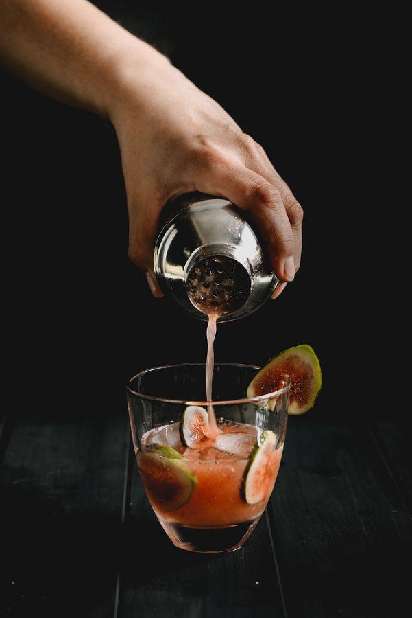 sipsmith vodka fig cocktail figoroska sofia plana food photographer