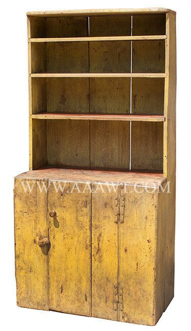 Antique Furniture_Cupboards, Built-in Cupboards, Corner Cupboards
