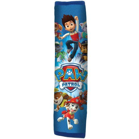 Superb Paw Patrol Car Seat Belt Cushion Now At Smyths Toys UK! Buy Online Or Collect At Your Local Smyths Store! We Stock A Great Range Of Paw Patrol At Great Prices.