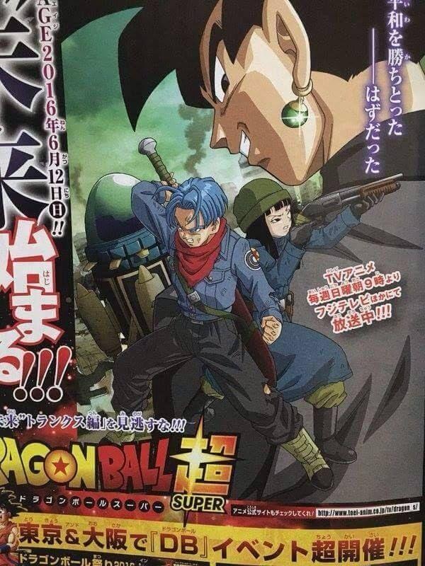 ¡NO PUEDE SER! Dragon Ball Super reveló el personaje de 'Black Gokú' – FOTO | Noticias Juegos y Anime | Radio Onda Cero