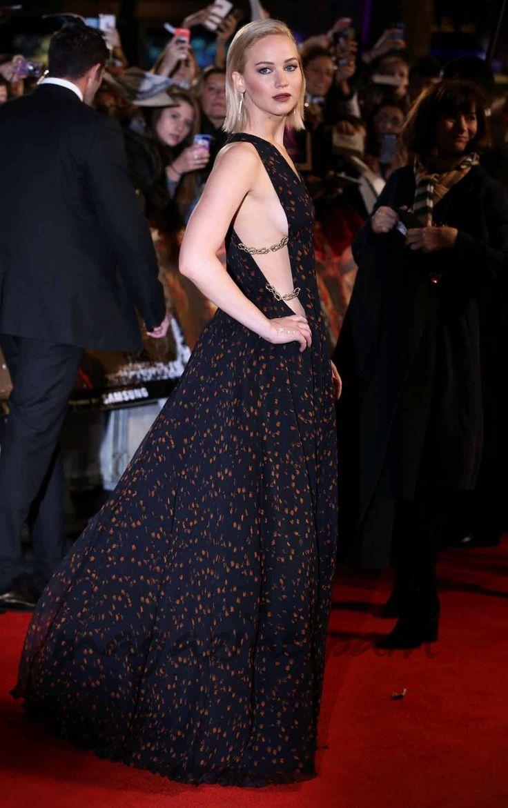 ¿Le sobra peso a Jennifer Lawrence?