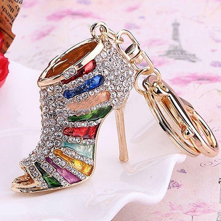 Luxusní přívěšek na klíče klíčenka ve tvaru boty na vysokém podpatku – SLEVA 50% A POŠTOVNÉ ZDARMA Na tento produkt se vztahuje nejen zajímavá sleva, ale také poštovné zdarma! Využij této výhodné nabídky a ušetři …