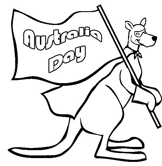 Download Australia Day Colouring Sheets Images, Wallpapers, Pictures,Logo, Photos. Australia Day Wishes, SMS, Cards, Quotes, Greetings, for Facebook, Pinterest, Tumblr & Whatsapp