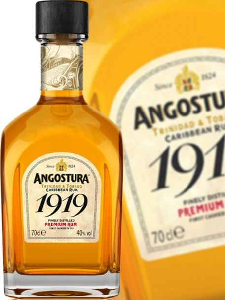 Angostura 8 YO 1919