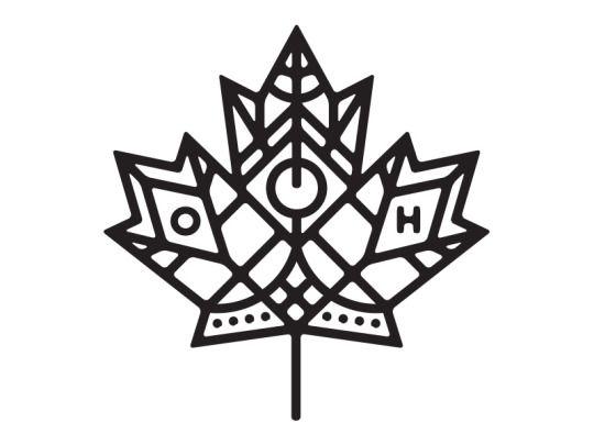 Maple Leaf by Oban Jones