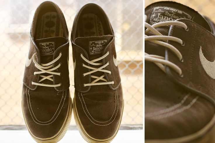 Nike SB Shoes - Stefan Janoski  Price: $15 + postage Size: US 11, UK 10, EUR 45 Colour: Brown  Love this? Send us a Facebook message and feel free to bargain!