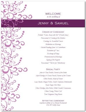 Winter (hollly) purple wedding invite This is just beautiful!