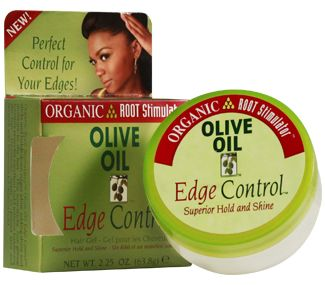 I think every curly/kinky hair woman wants to obtain the ultimate holy grail of hair styling - smooth edges.