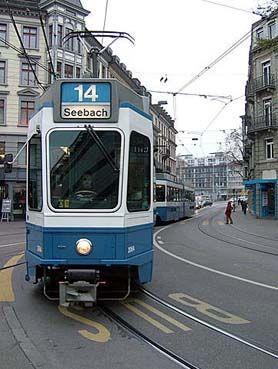 Viagens & Imagens: Europa: Zurique, a pequena grande cidade suíça.