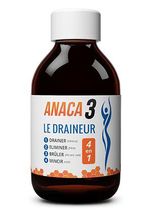 Anaca 3 Le Draineur 4 en 1