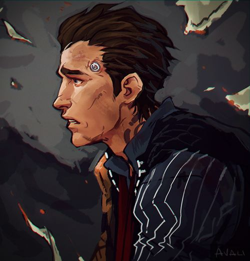 Tales from Borderlands - Rhys by avali