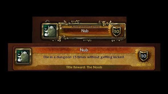 """World of Warcraft """"this should be an achievement"""""""