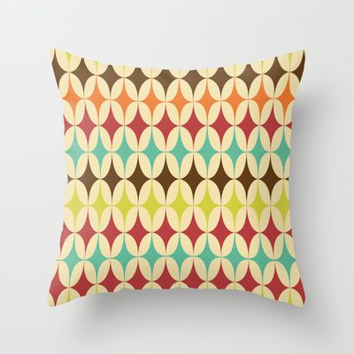 '70 Throw Pillow by Imago - $20.00