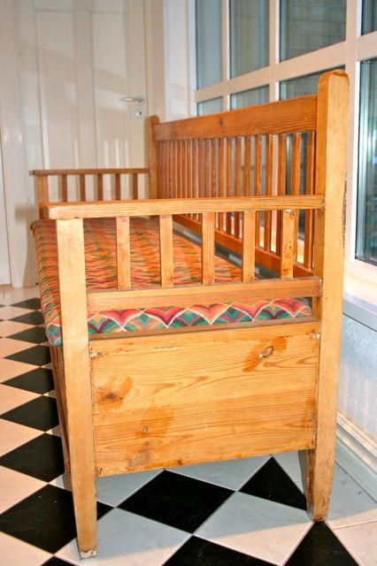 Renovera och förnya gamla möbler