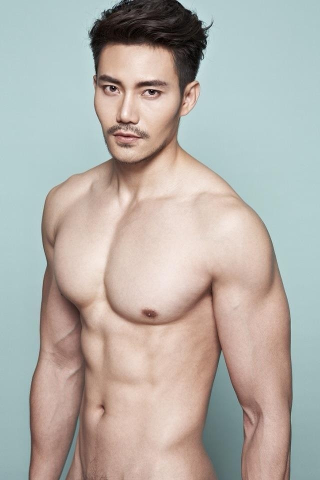 Nude handsome korean sexy boys